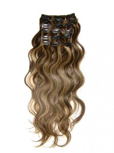 clip on extensions ægte hår