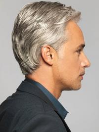 grå hår mænd
