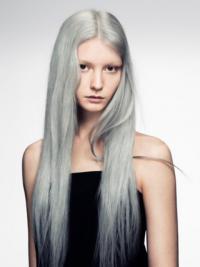 "Lang Glat Lace Front 24"" Fashion Parykker"